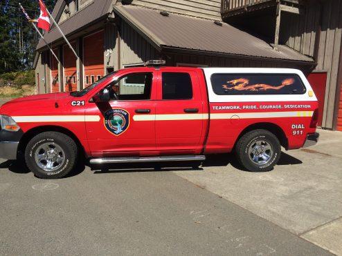 ** Apparatus - Errington Volunteer Fire Department